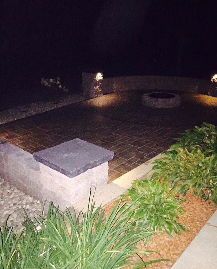 Spring Into Summer With Hardscape Installations